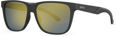 Matte Black/Chromapop Gold Polarised Lenses