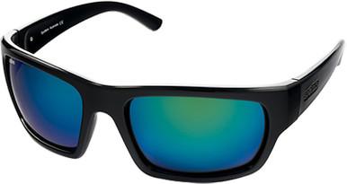 Gloss Black/Nexus Glass Polarised Lenses