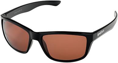 Rebel - Matte Black/Copper Halide Glass Polarised Lenses