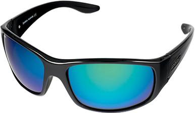 Cruiz - Gloss Black/Nexus Glass Polarised Lenses