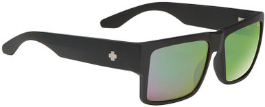 Matte Black/HD+ Bronze Polarised with Green Spectra Lenses