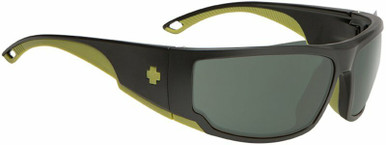 Tackle - Matte Black Olive/HD+ Grey Green Polarised Lenses
