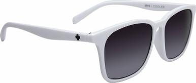 Cooler - White/Navy Fade Lenses