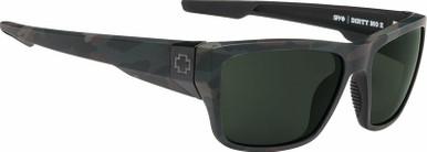 Dirty Mo 2 - Matte Camo/HD+ Grey Green Polarised Lenses