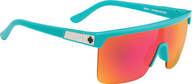 Flynn 5050 - Teal/HD+ Grey Green with Pink Spectra Lenses