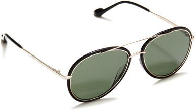 Black and Gold/Green Lenses