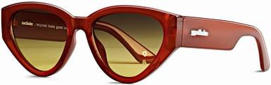 Kershaw - Blood Plum/Unmellow Yellow Lenses