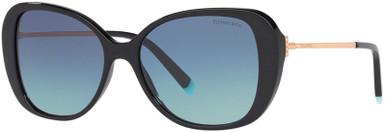 TF4156 - Black/Azure Blue Gradient Lenses