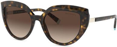 TF4170 - Havana/Brown Gradient Lenses