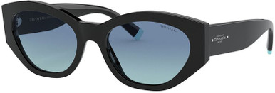 TF4172 - Black/Tiffany Blue Gradient Lenses