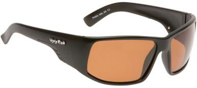Matte Black/Brown Polarised Lenses