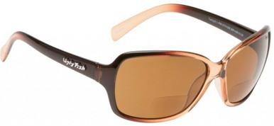 Brown/Bifocal +2.00 Brown Polarised Lenses