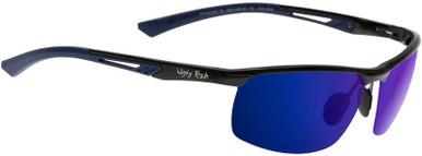 Black/Blue Revo Polarised Lenses