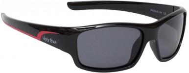PK255 KIDS - Black/Smoke Polarised Lenses