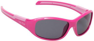 PK366 KIDS - Pink/Smoke Polarised Lenses