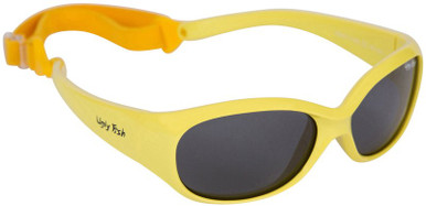 PB001 ANKLE BITERS - Yellow/Smoke Lenses