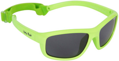 PB002 ANKLE BITERS - Green/Smoke Lenses