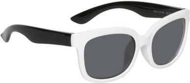 PKM511 MERMAID - White/Smoke Polarised Lenses
