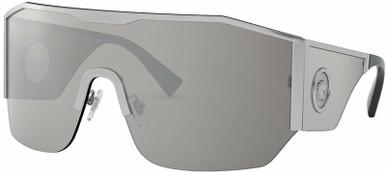 Silver/Light Grey Silver Mirror Lenses