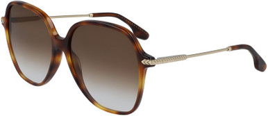 Tort and Gold/Brown Gradient Lenses