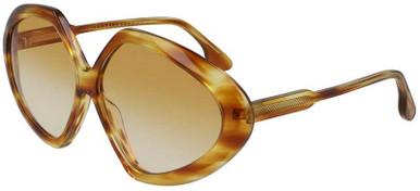 Blonde Havana/Honey Gradient Lenses