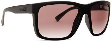 Maxis - Black Satin/Rose Silver Lenses