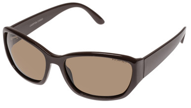 Laverton - Dark Brown/Brown Polarised Lenses