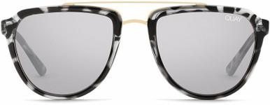 Mystic - Black Tort/Silver Mirror Lenses