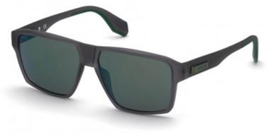 OR0039 - Grey/Green Lenses