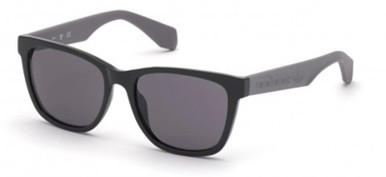 Shiny Black/Grey Lenses