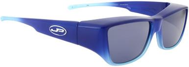 Blue Teal/Grey Polarised Lenses