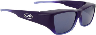 Purple Violet/Grey Polarised Lenses