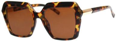 Danceteria - Milky Turtle/Brown Lenses