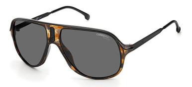 Safari65 - Brown Havana Grey Polarised Lenses