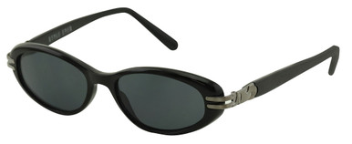 SE-022 - Black/Smoke Lenses