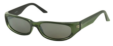 NOW007 - Green/Smoke Mirrored Lenses