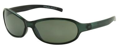 SE0033 - Green Ice/Smoke Mirrored Lenses