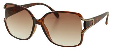 Honey - Tort/Brown Gradient Lenses