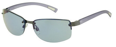SE-043 - Clear/Smoke Mirrored Lenses