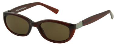 SE0030 - Burgundy/Brown Lenses