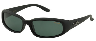 M023-01 - Matte Black/Smoke Polarised Lenses