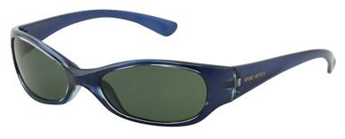 Rottnest - Crystal Blue/Smoke Glass Polarised Lenses