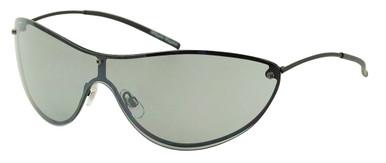 SE-037 - Black/Smoke Mirrored Lenses