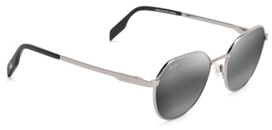 Hukilau For Manchester United - Silver/Neutral Grey Polarised Lenses
