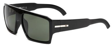 Louie 2.0 - Black/Grey Glass Lenses