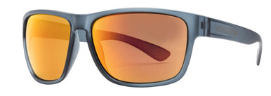 Baloney - Matte Smoke/Heat Mirror Lenses