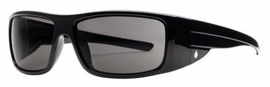 BS - Gloss Black/Grey Lenses