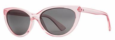 Butter - Crystal Light Pink/Grey Lenses