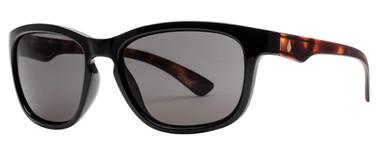 Chicagof - Gloss Obsidian Tort/Grey Lenses