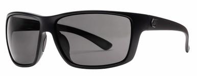 Roll - Matte Black/Grey Polarised Lenses